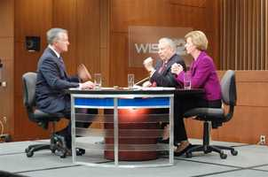 The entire debate is posted online. CLICK HERE to watch the 58 minute web video.