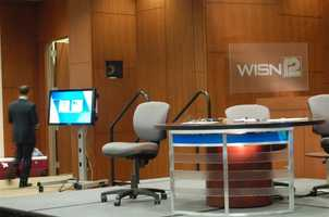 The WISN 12 UPFRONT debate was held at Marquette University Law School.