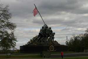 """U.S. Marine Corps Memorial (""""Iwo Jima Memorial"""")"""