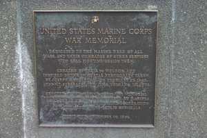 """U.S. Marine Corps War Memorial (""""Iwo Jima Memorial"""")"""