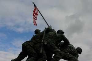 This memorial is near Arlington National Cemetery.