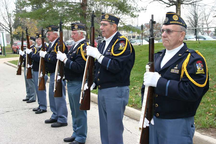 American Legion Post #46 from Greendale, WI.