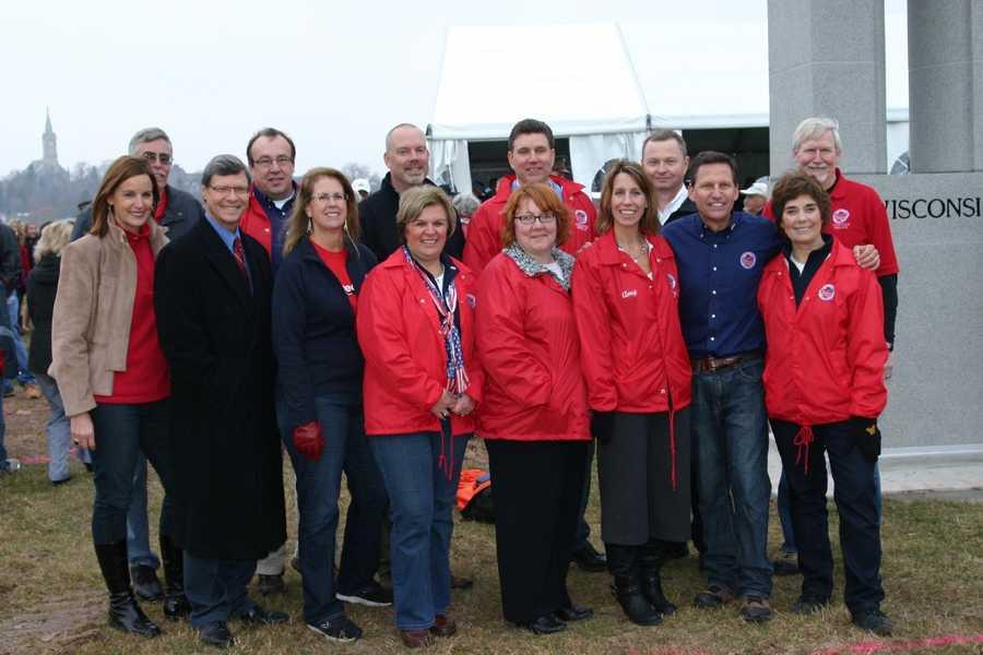 Stars and Stripes Honor Flight board of directors.