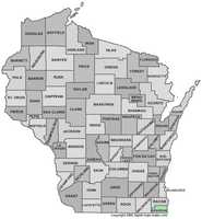 Kenosha County: 7 percent