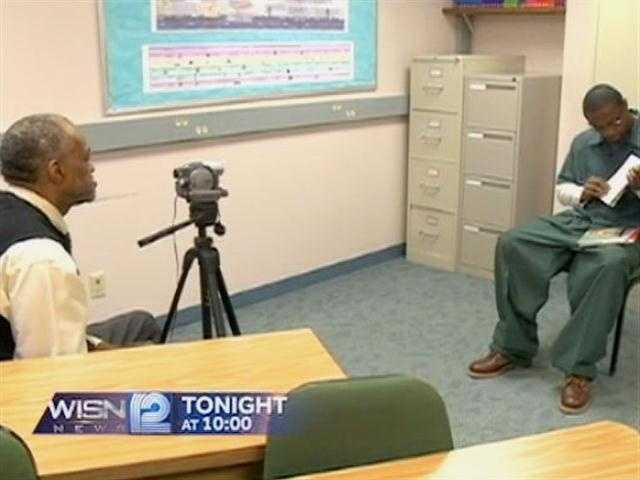 Watch Hillary Mintz's report on the groundbreaking prison program that not only strengthens parental bonds with prisoners, but helps raise their literacy rate. Tuesday on WISN 12 News at 10:00.
