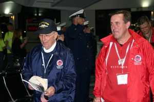 There have been 16 flights since the Southeastern Wisconsin hub of Honor Flight (Stars and Stripes Honor Flight) started in 2008.