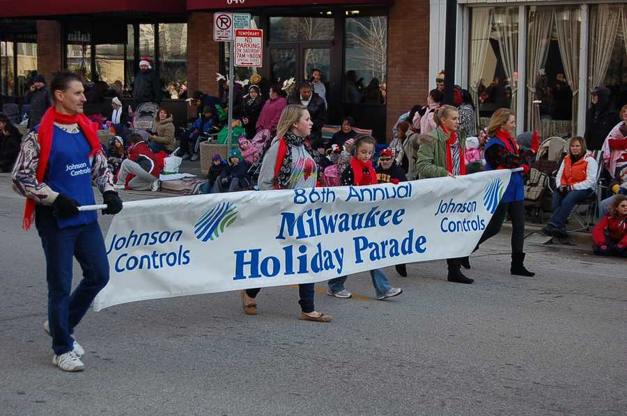 The 86th annual Milwaukee Holiday Parade was held on Nov. 17, 2012. Here are some photos from the parade...