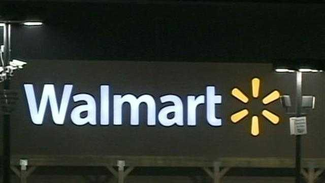 Kenosha woman protesting Walmarts decision to open on Thanksgiving