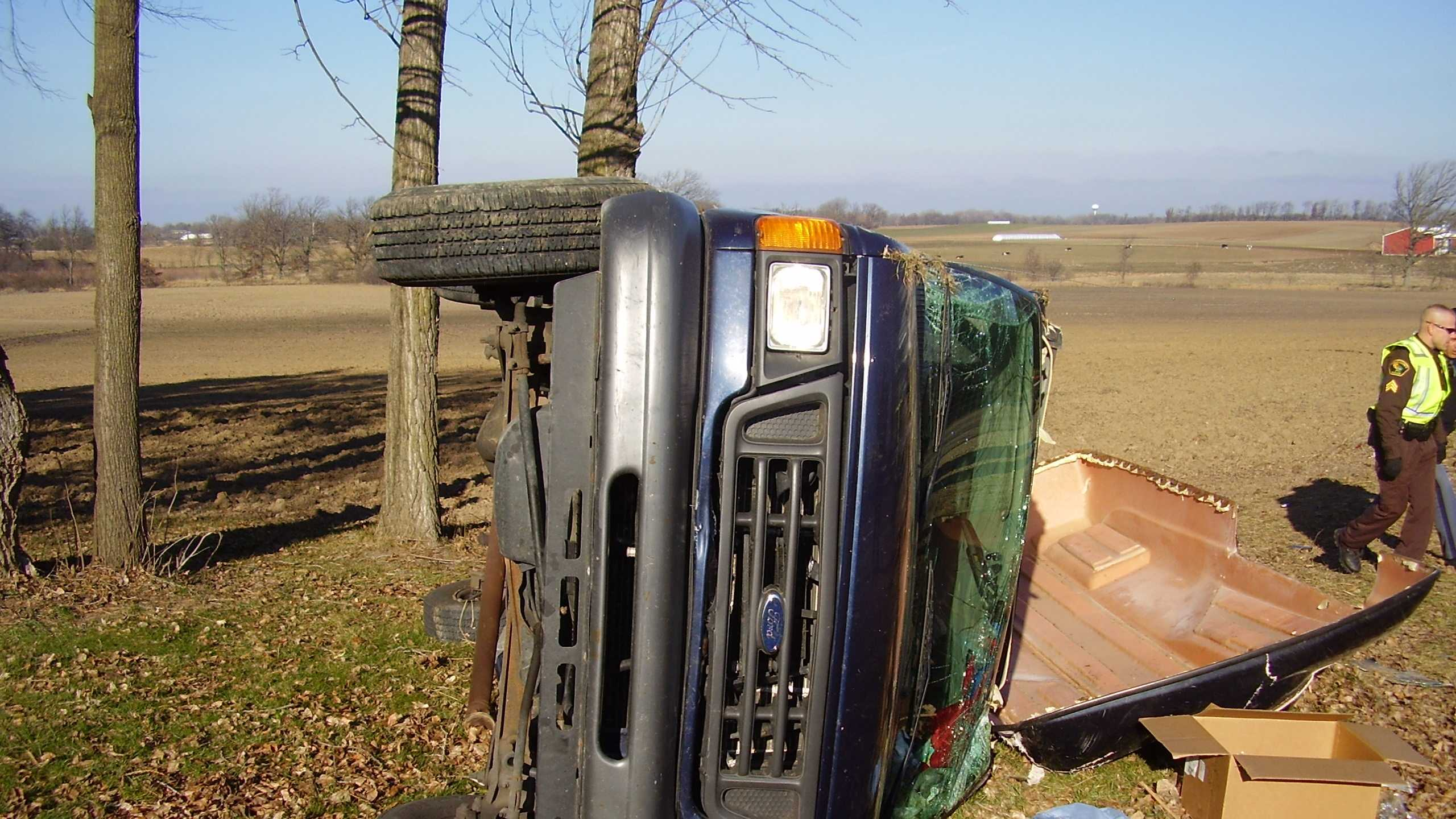 Dodge County crash1