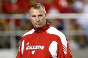 Wisconsin football fans seemed to accept the exit of head coach Bret Bielema. While fans may not have warmed up to Barry Alvarez's successor, the numbers show a record of success: