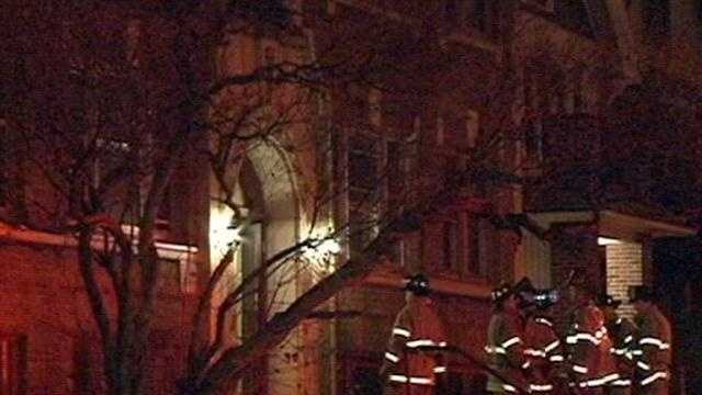 Fire investigators say the cause of an overnight apartment fire appears to be electrical.