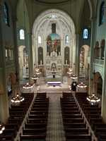 St. Joseph's Chapel on Milwaukee's southside is one of the hidden gems of this year's show.