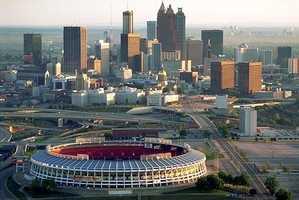 No. 7: Atlanta