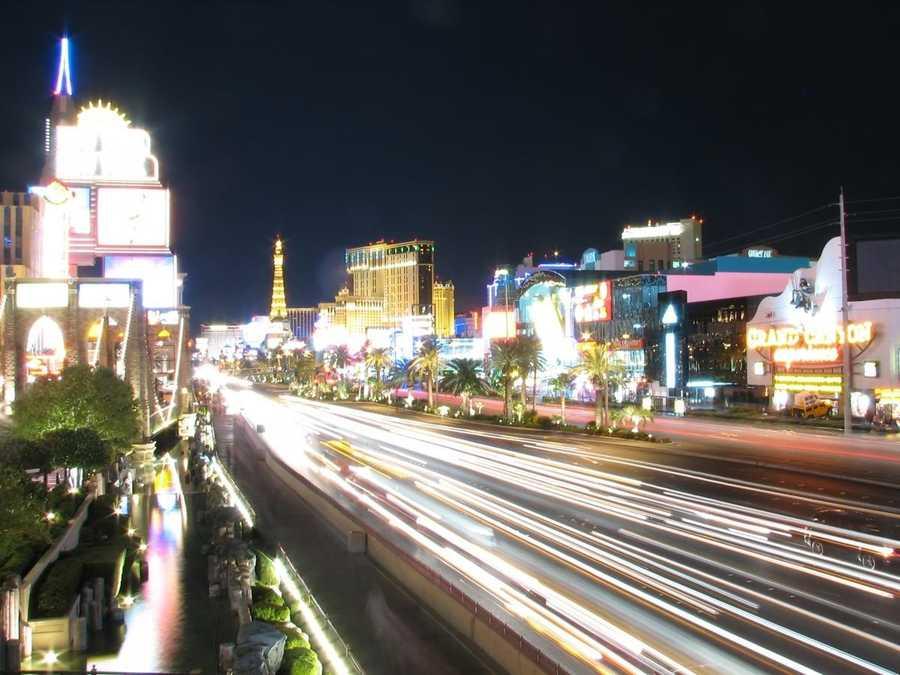 No. 2: Las Vegas