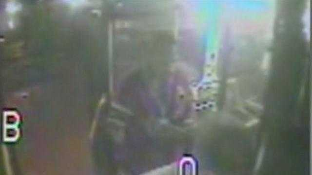 Bus driver charged after incident with passenger caught on tape