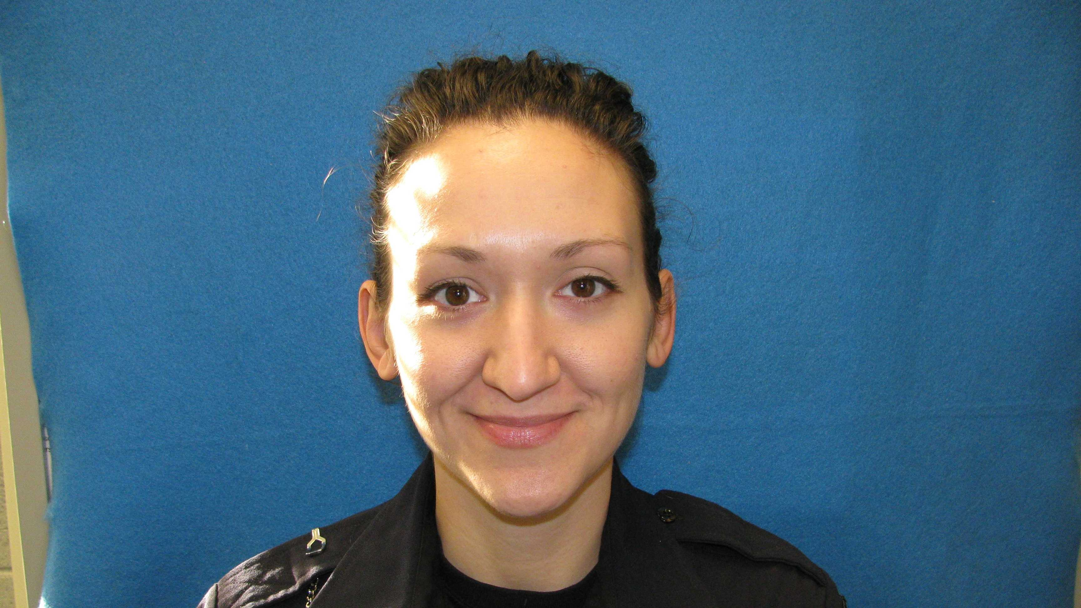 Wauwatosa Police released this photo of Officer Jennifer Sebena, who was found shot to death on December 24, 2012.