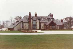 This mansion along the Lake Michigan shoreline near Sheboygan is on the market for $2.1 million. It sits of more than 25 acres of land and has about 10,000 square feet of living space. For more on this property, click here.