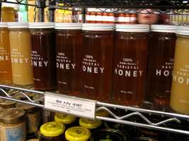 But don't give honey to children under the age of 1.  It could lead to infant botulism.