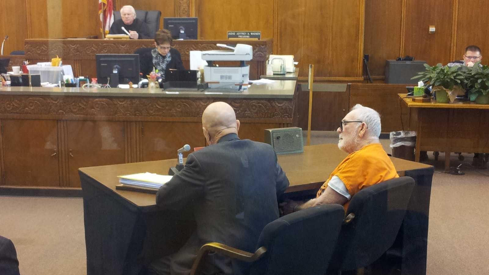 Spooner in court