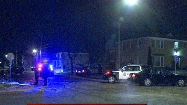 Two people were killed in overnight shootings at 24th and Scott Streets in Milwaukee.