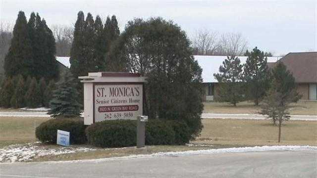 St Monica's
