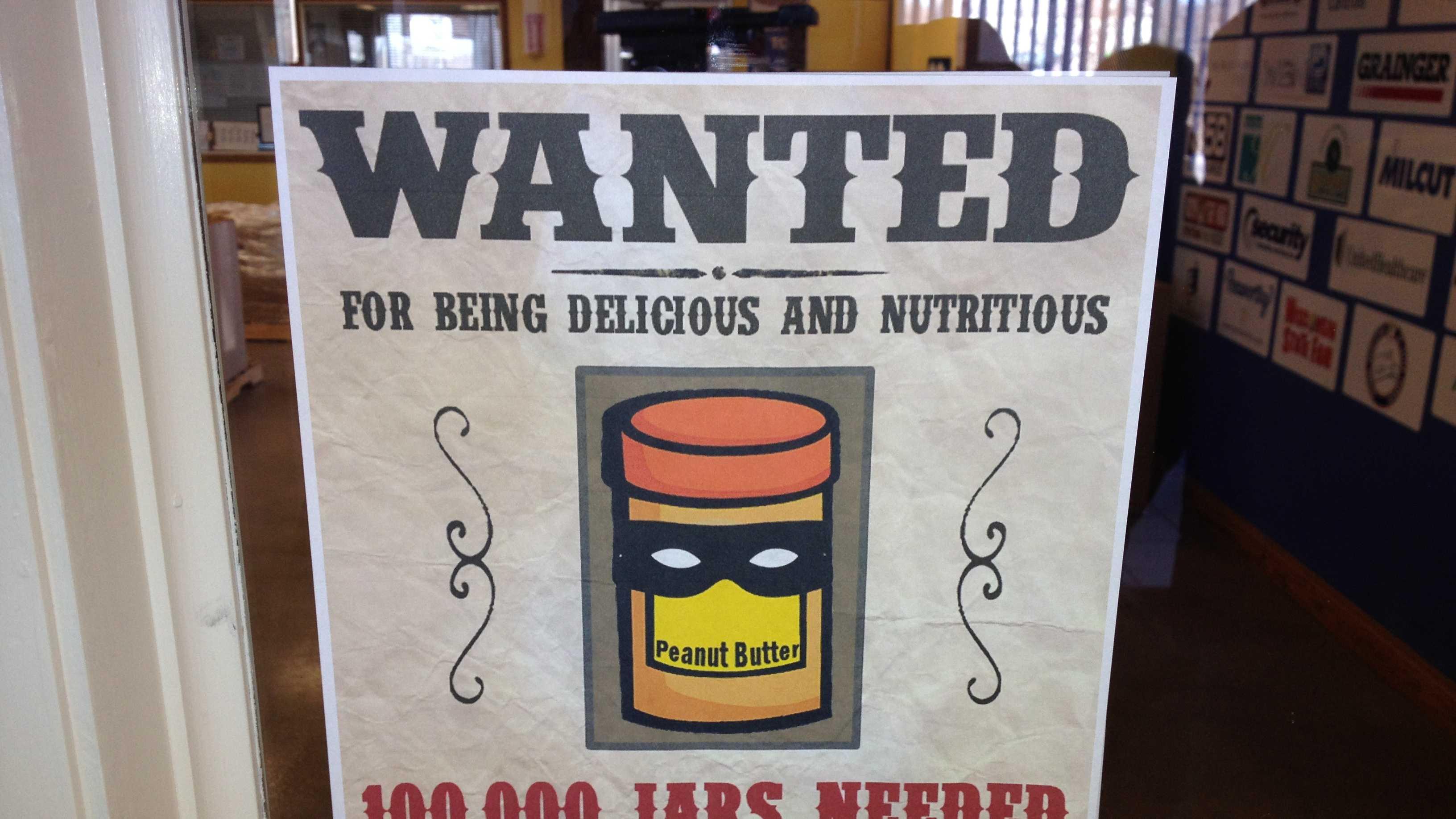 peanut butter box