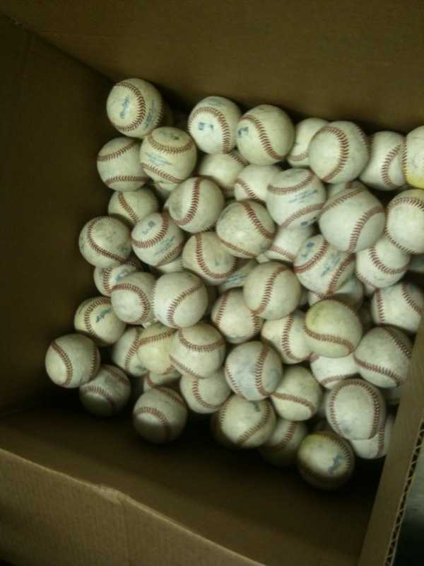 The gear should arrive at the Brewers spring training complex in Arizona next week.