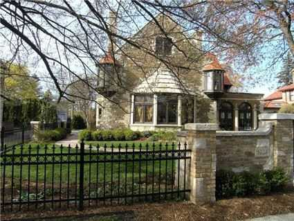 This three-story home in Shorewood has four bedrooms and four baths. Check out the old world charm this house has to offer. For more information about this property, click here.