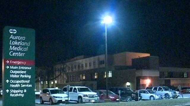 Inmate shot, killed inside Walworth County hospital