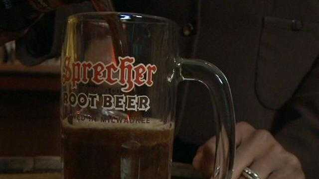 Sprecher Brewery's first ever malt beverage.