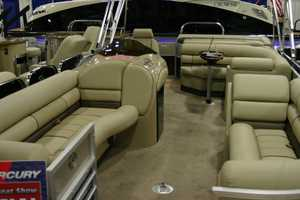 Pontoons are a popular option, how much for this one?