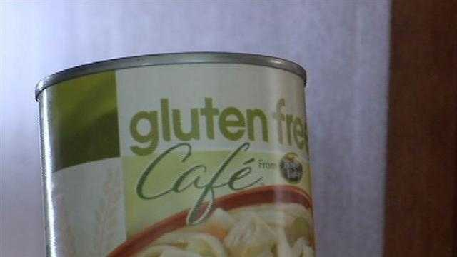 Schools are presenting options for students facing gluten allergies.