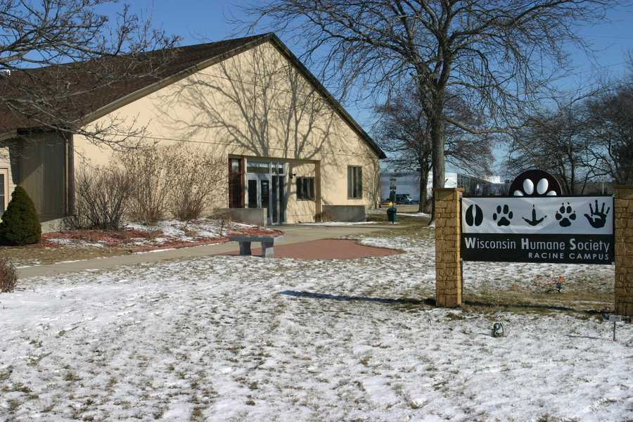 The Wisconsin Humane Society-Racine Campus opened in early 2013 after acquiring Countryside Humane Society.