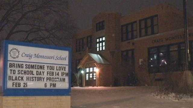 12 News Mike Anderson reports school officials and Milwaukee police are investigating.