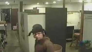 Burglary suspect 2
