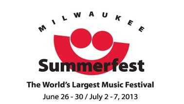 Summerfest 2013 -- black background