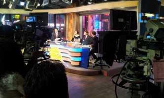 "The ""Good Morning America"" crew"