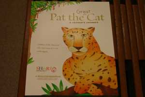 There was even a children's book written about Pat.  It was a joint venture between Milwaukee-area and Belize children as part of the SHARP Literacy program.
