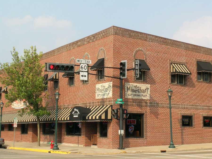 The Mineshaft - 22 N. Main St., Hartford