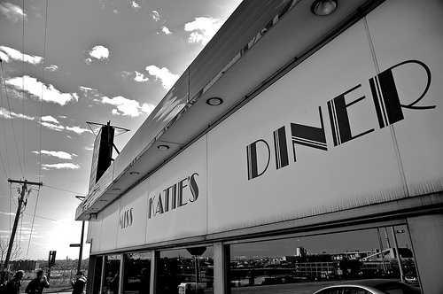 Miss Katie's Diner - 1900 W Clybourn St, Milwaukee