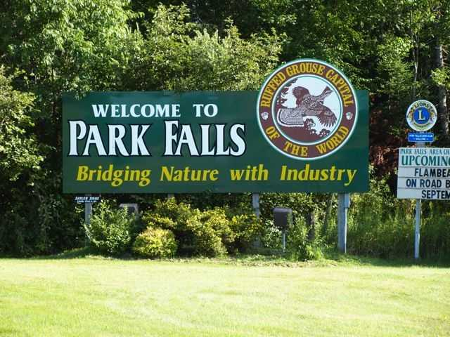 Park Falls, Wis. - Ruffed Grouse Capital of the WorldPark Falls has the most extensively managed ruffed grouse habitat in the world - over 5,000 acres.