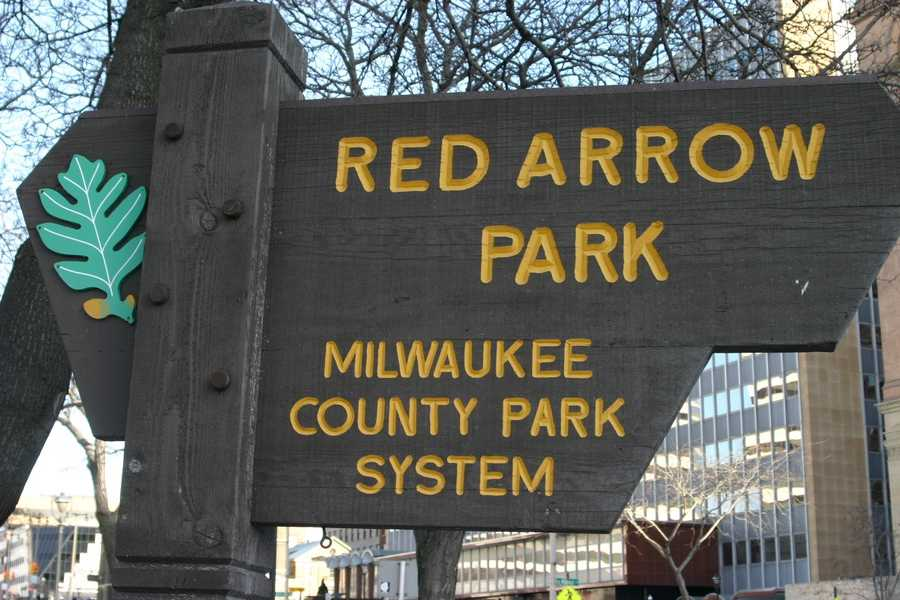 For more information about Red Arrow Park or any of the other parks in Milwaukee County click here.