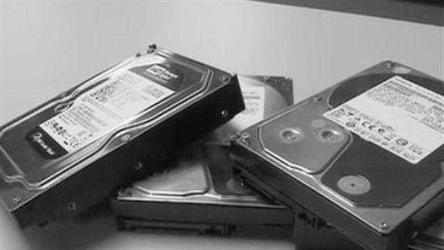 Hard drives - Craig