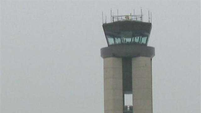 Mitchell control tower