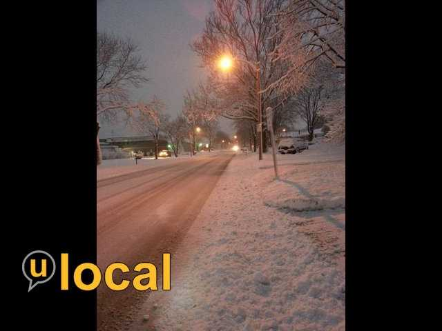 Pleasant Prairie and Plymouth - 11 inches