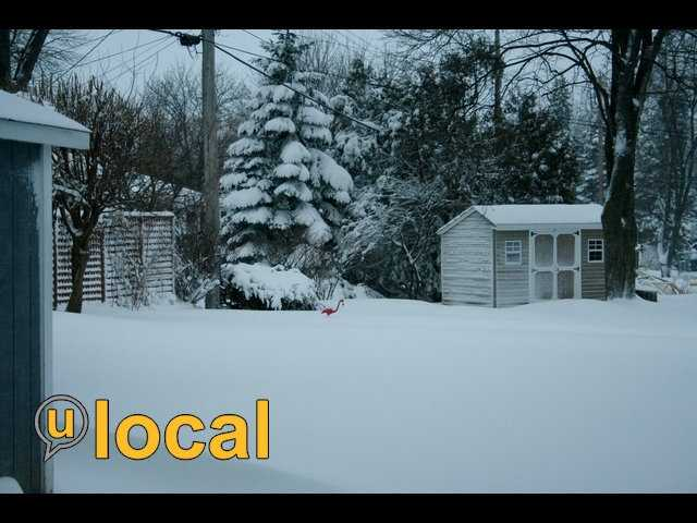West Bend - 8 inches