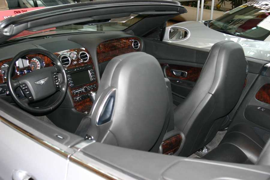2007 Bentley GTC Convertible