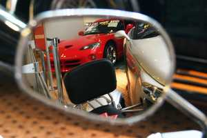 Don't look back! The end of the Greater Milwaukee Auto Show is closer than it appears.  Head over to check out these and other new, classic and collectible cars.