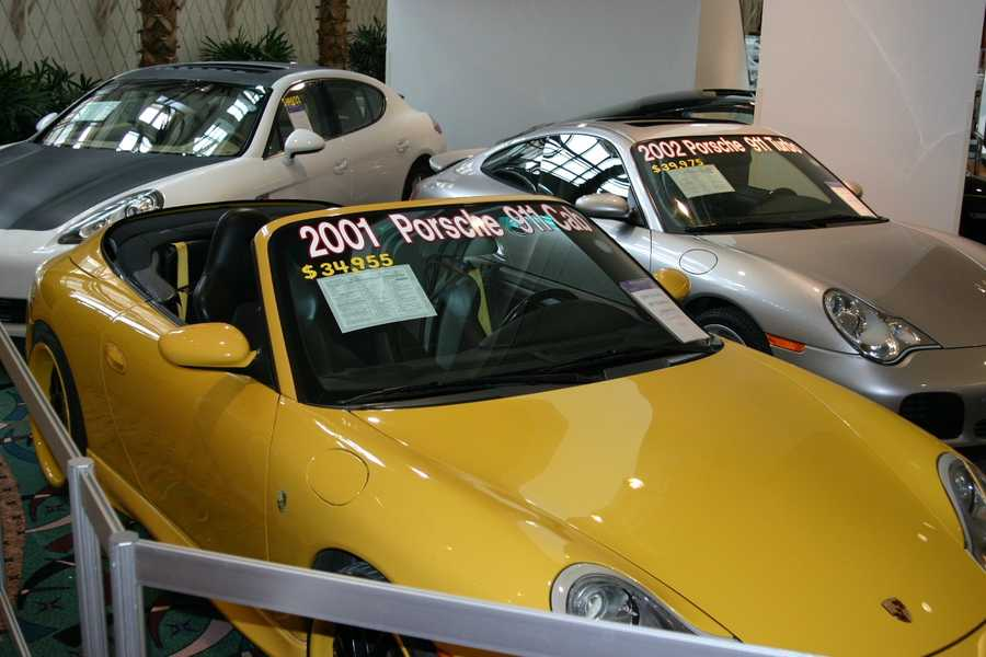 The Greater Milwaukee Auto Show is at the Delta Center now through March 3.