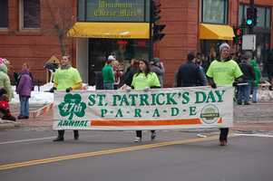 The 47th annual Downtown Milwaukee St. Patrick's Day Parade was held on Mar. 9, 2013